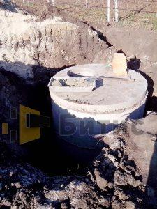 Сливная яма Днепропетровск
